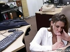 Hardcore painful teen anal crying Foxy Business Lady