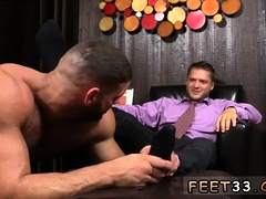 Cute gay male porn feet Tyrell's Sexy Feet Worshiped
