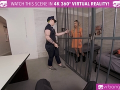 VRBangers.com Hot prisoner fucks hard with u in prison