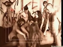 Transsexual Orgy