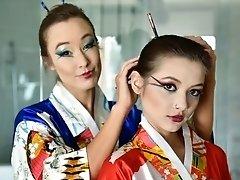 Memoirs Of A Gushing Geisha