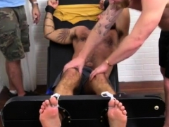 Straight guys in gay porn Alessio Revenge Tickled