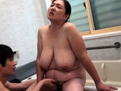 Chunky Asian wife has a juicy cunt needing to be pleased