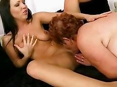 Teen fucks ugly fat granny