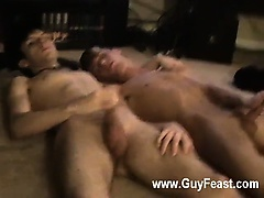 Gay XXX Jared is nervous about his first time jacking off on