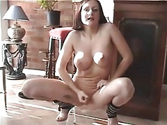 Private stripper. JOI